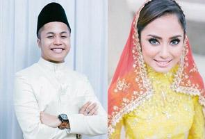 Penyanyi Hafiz Suip selamat ikat pertunangan dengan Nureffy