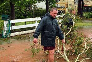 Kemusnahan dahsyat di Australia setelah dilanda dua taufan
