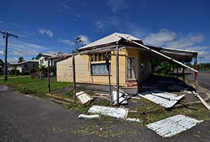 1 500 homes damaged by Cyclone Marcia in Australia