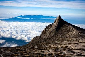 Pendaki Jepun tergelincir di Gunung Kinabalu