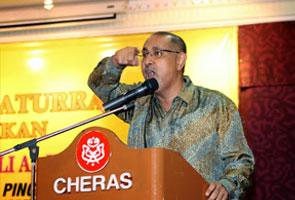 Ketua Bahagian jangan sokong Najib sehingga bawa rebah! - Syed Ali