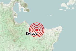 6.8 magnitude earthquake hits Papua New Guinea: USGS