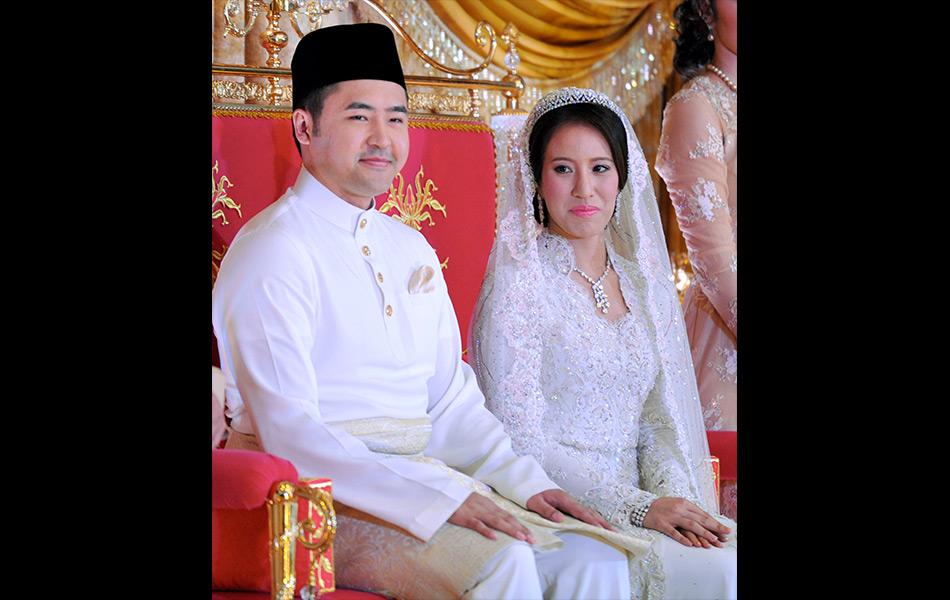 Majlis Pernikahan Nooryana Najwa Najib Foto Astro Awani