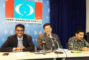 PKR mahu Zahid Hamidi lihat semula keputusan tak benarkan Anwar ke Parlimen