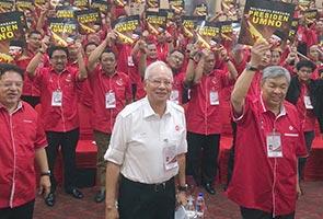 1MDB: UMNO tidak berkompromi jika ada penyelewengan - Ismail Sabri