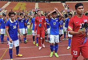 Malaysia beat Macau 2 0 to keep finals hope alive