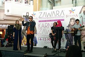 Zawara jadi mentor 13 pengusaha IKS