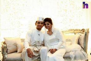 Dada Taufik Batisah rasa nak pecah ketika lafaz nikah
