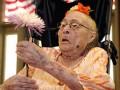 Wanita tertua di dunia hanya pegang gelaran selama enam hari