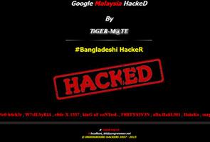 Google Malaysia digodam