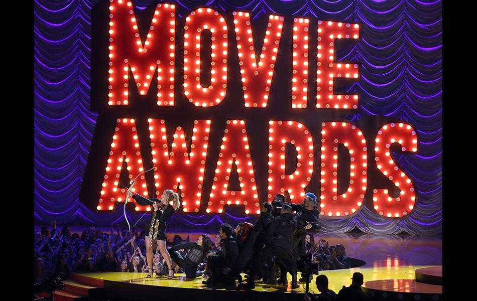 MTV, Movie, Awards, 2015