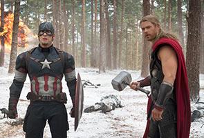 The Avengers set for blockbuster return