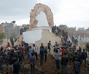 Malapetaka gempa bumi Nepal
