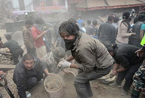 Operasi menyelamat di Nepal giat dijalankan, banyak mercu tanda bersejarah rosak