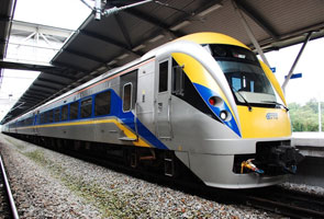 Only 4 hours 15 minutes from Padang Besar to KL: KTMB