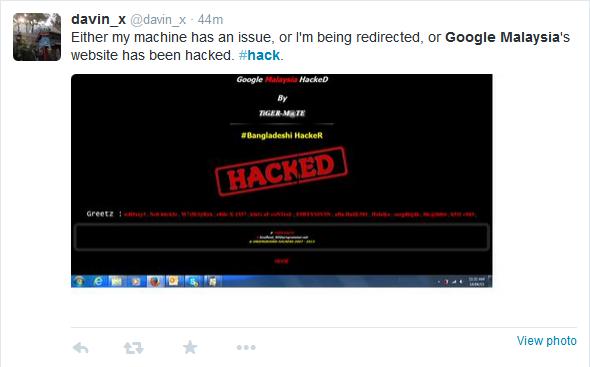 google msia hack 3