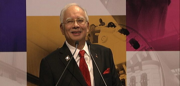 Najib said he was aware of the consistent criticisms hurled at him and his government in recent times. - File Photo
