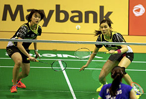 Malaysia s challenge at China Masters end