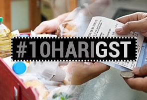 #10HariGST : Warga kota mengeluh harga barang meningkat