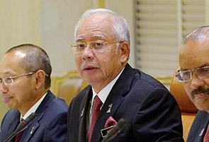1MDB: Letak jawatan jika tidak bersama pulihkan - Najib