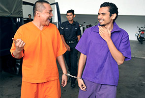 Benjy dan rakan didakwa edar dadah berhadapan hukuman mati