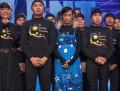 El Gamma Penumbra dari Filipina juara Asia's Got Talent