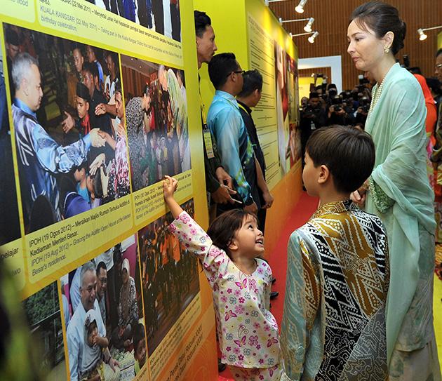 Pelancaran Hikayat Misa Melayu refleksi ketokohan Sultan Perak