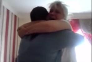 Video reaksi seorang ibu terima berita anaknya hamil jadi viral