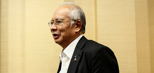 Prime Minister Datuk Seri Najib Razak has instructed authorities to look for heads of syndicates involved in human trafficking across the country's borders.