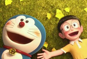 Hubungan dingin Jepun-China tidak menjejas kutipan box office 'Doraemon'
