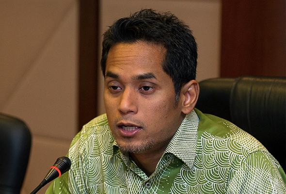 Khairy cadang bekas peserta Olimpik jadi CDM Olimpik 2016