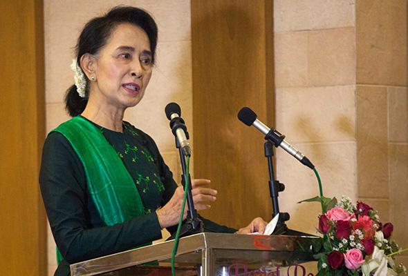Oxford turunkan potret, tarik balik anugerah 'Freedom of the City' Aung San Suu Kyi