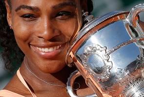 Serena Williams selamat lahir bayi sulung perempuan