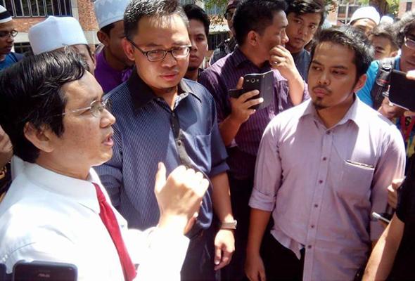 UKM beri amaran keras, denda mahasiswa protes gangguan bekalan air