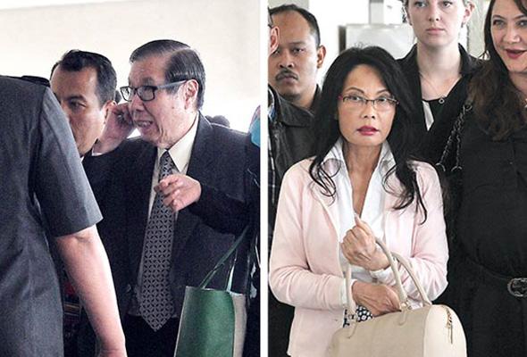 Petisyen perceraian jutawan Khoo boleh didengar di Mahkamah Malaysia