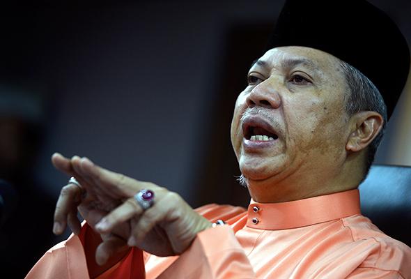 UMNO dan Pas kian bertemu titik persamaan - Annuar