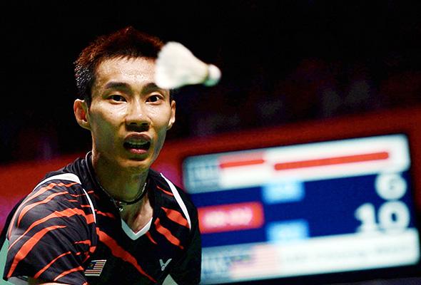 Chong Wei hampiri gelaran Terbuka AS