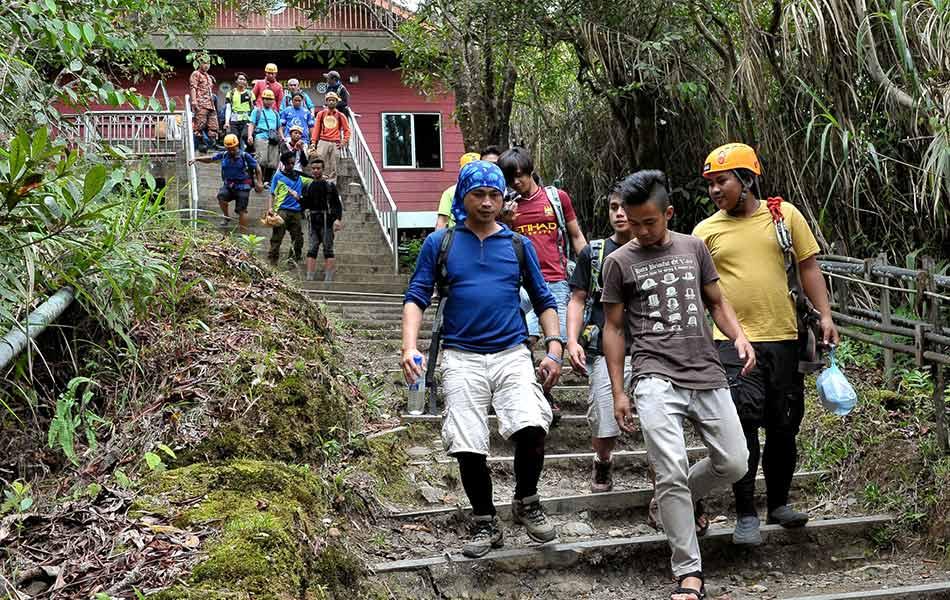Berita Gempa Bumi di Ranau Gempa Bumi di Sabah