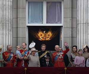 Istiadat sambutan ulang tahun Ratu Elizabeth II