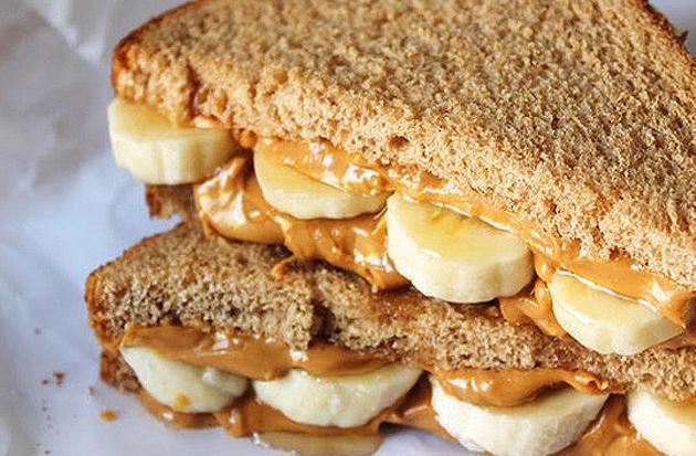 peanut banana