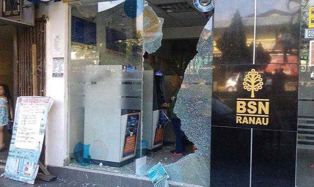 Berita Gempa Bumi di Ranau Gempa Bumi Melanda Ranau