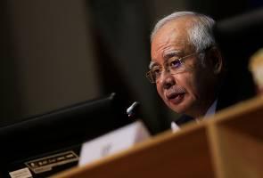 Najib dakwa Mahathir di belakang dakwaan beliau ambil wang 1MDB