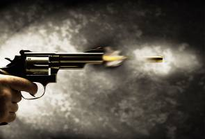 Isteri maut ditembak di kepala kerana lewat hidang makanan