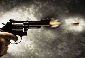 Two foreigners shot dead by police specialised in 'ATM robbery'