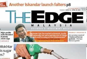 The Edge: NGO anjur himpunan besar solidariti media 8 Ogos ini
