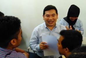 AmBank, BNM harus sahkan sama ada akaun 'milik Najib' wujud - Rafizi