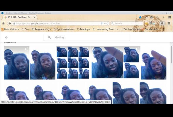Google Photos label dua sahabat kulit hitam sebagai gorila