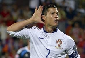 Gadis kehilangan telefon bimbit, dipulangkan semula oleh Cristiano Ronaldo