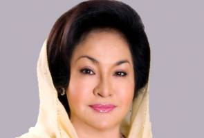 Isu 1MDB: 'Serah pada Allah, jangan fitnah satu sama lain' - Rosmah