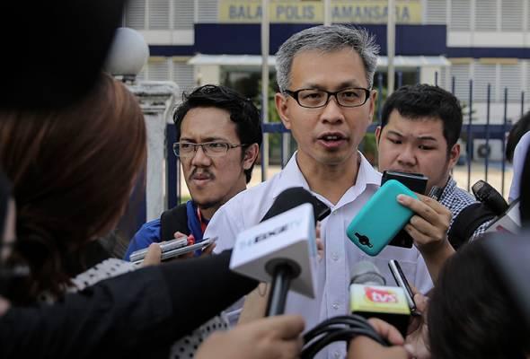 Tony Pua diarah tinggalkan Sarawak - Jabatan Imigresen